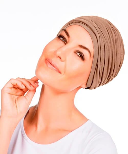 Perdita capelli foulard